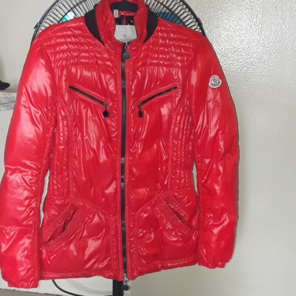 moncler Red